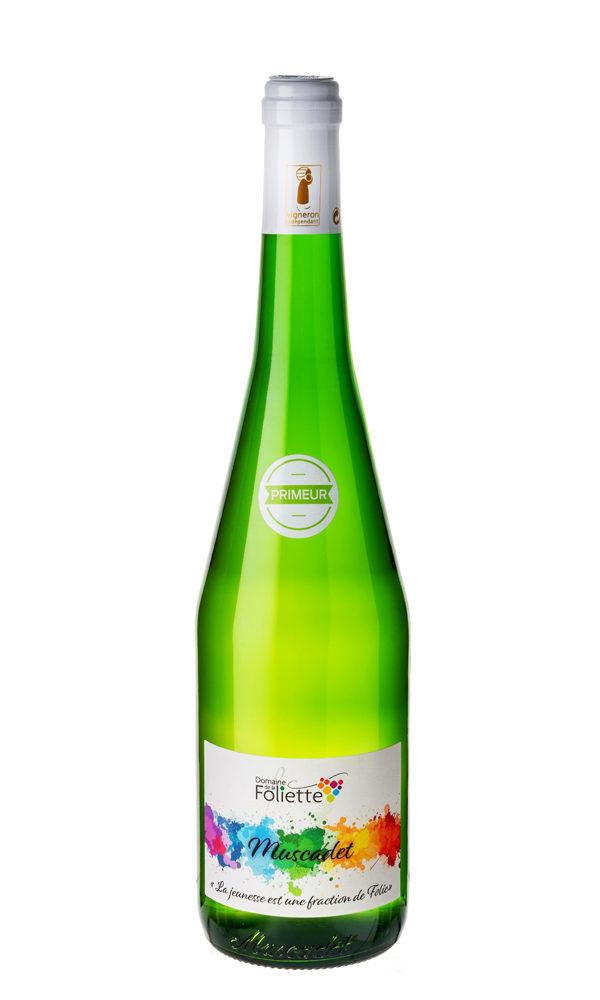 Muscadet-Primeur-Domaine-de-la-foliette